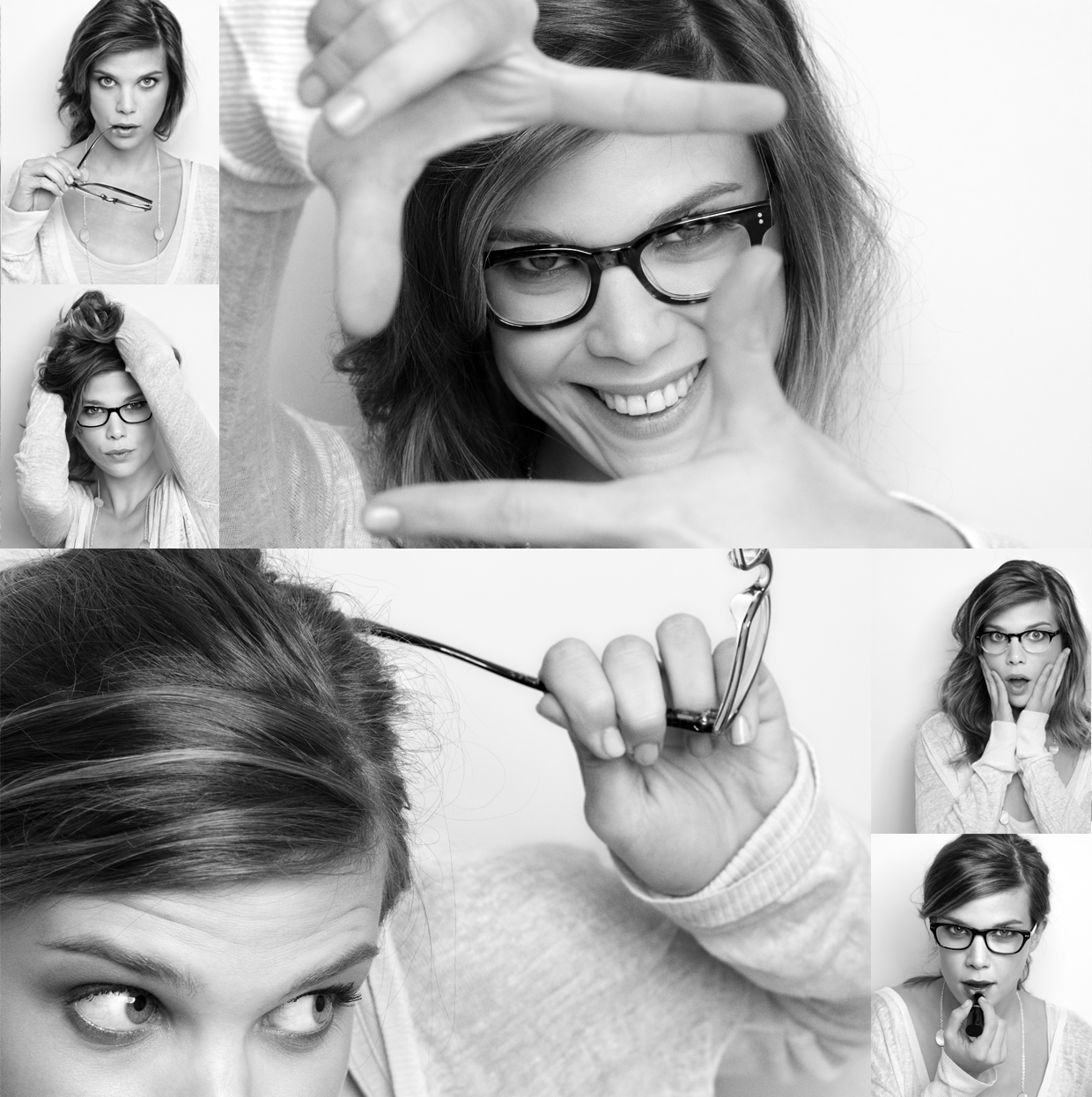 Collection Grand Op'First. Grand Optical. DA : Charlotte Toffolo
